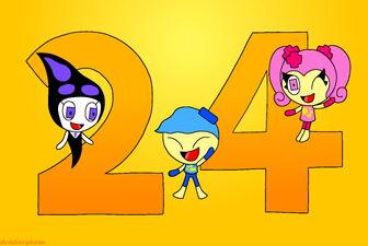 Kamiwaza Wanda - My 24th Birthday Special