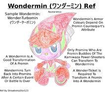 Kamiwaza wanda wondermin referance sheet by strawberrystar123 de13k59