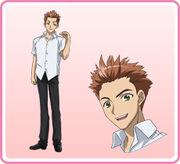 Mikihito Higashida apariencia