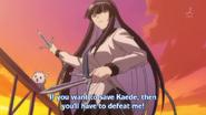 Shizuku Sango Schwert