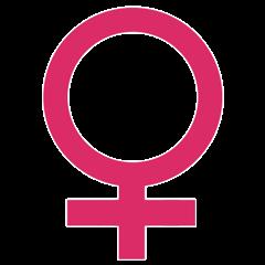 Resultado de imagen para gif simbolo mujer
