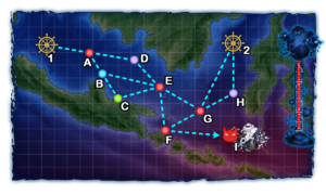 Early Fall 2018 Event E-1 Map