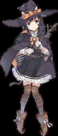 Asashio Kai Ni D Halloween