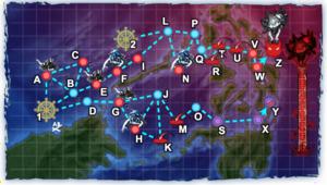 Winter 2018 Event E-2 Map