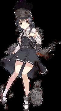 DD Arare Kai Ni 198 Full Damaged