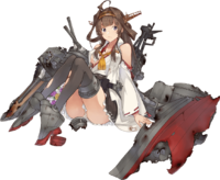 Kongou Kai Ni C Spring Bouquet Full Damaged