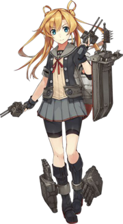 CL Abukuma Kai Ni 200 Full