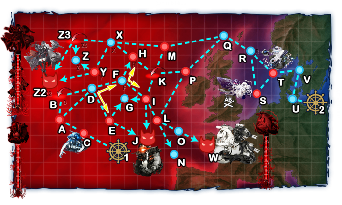 Early Fall 2018 Event E-5 Map Full