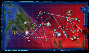 Sự kiện mùa Thu 2019 E-5 Map