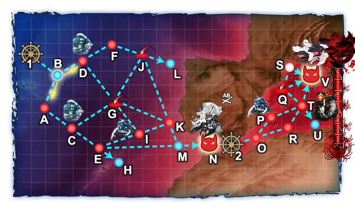 Sự kiện mùa Hè 2019 E-2 Map
