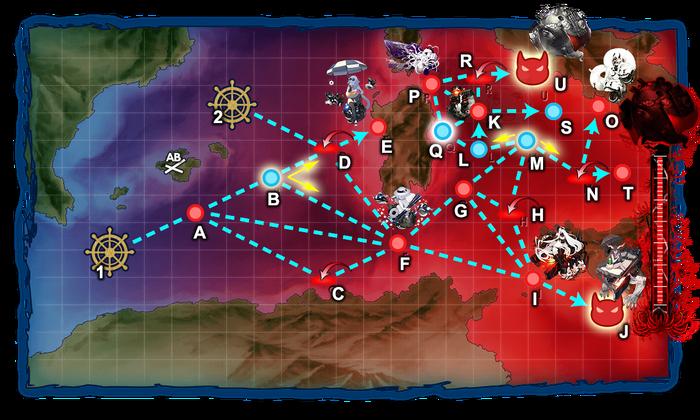 Sự kiện mùa Hè 2019 E-3 Map