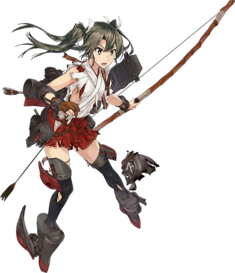 CVB Zuikaku Kai Ni A 467 Full Damaged
