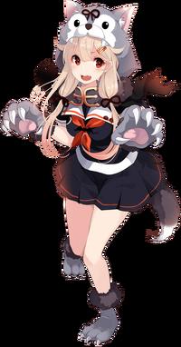 Yuudachi Kai Ni Halloween Full