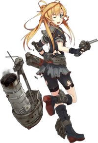CL Abukuma Kai Ni 200 Full Damaged
