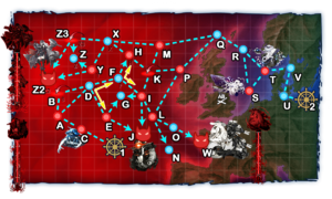 Early Fall 2018 Event E-5 Map