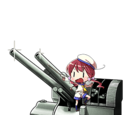 Pháo cao xạ 2 nòng 12.7cm (Mẫu sau)
