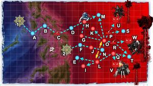 Winter 2018 Event E-6 Map