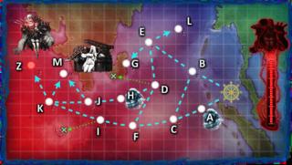 Summer 2015 E5 Map
