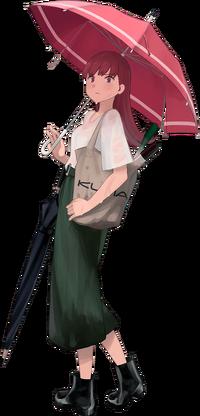 Ooi mùa mưa Dmg