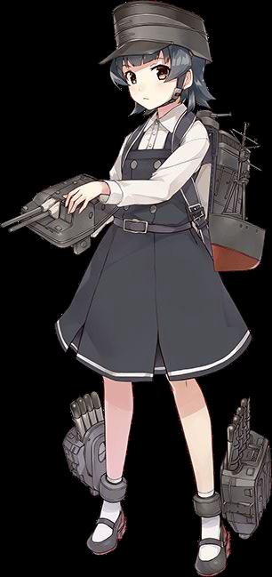 DD Arare Kai Ni 198 Full