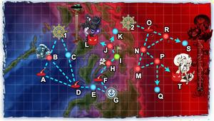 Winter 2018 Event E-5 Map