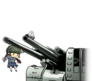 Pháo cao xạ 2 nòng 12.7cm