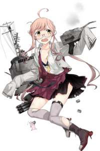 Makigumo K2 Dmg