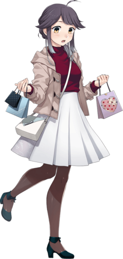 Valentine Hayanami