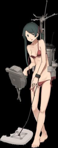 CA Mikuma Summer Full Damaged