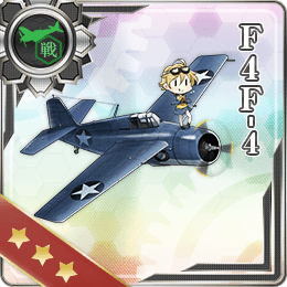 F4F-4 198 Card