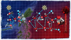 Winter 2018 Event E-3 Map