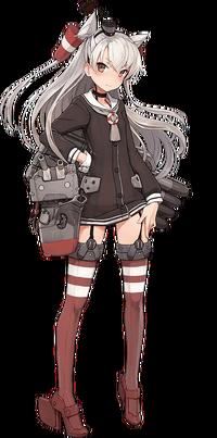 Amatsukaze Kai