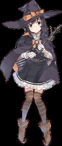 Asashio Kai Ni Halloween