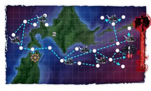 Sự kiện mùa Xuân 2019 E-1 Map