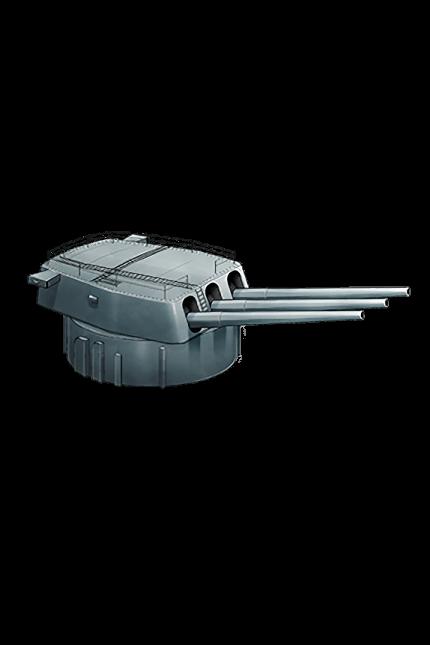 16inch Mk.I Triple Gun Mount 298 Equipment