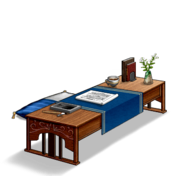 Admiral Reading Desk