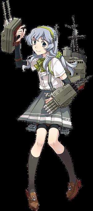 DD Yamagumo Kai 328 Full