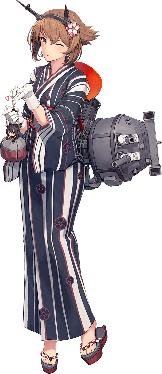 Mutsu Yukata Full