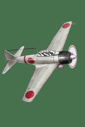 Type 0 Fighter Model 32 181 Equipment