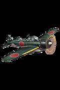 Zero Fighter Model 52C (w Iwai Flight) 153 Equipment