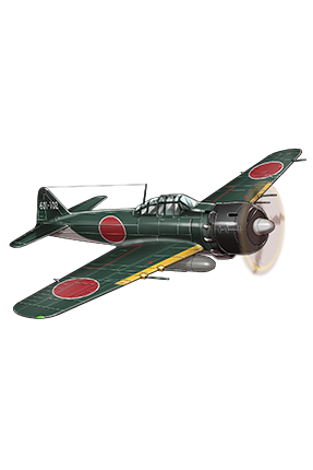 Zero Fighter Model 52C (w Iwai Flight) 153 Equipment