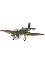 Ju 87C Kai Ni (w KMX) 305 Equipment