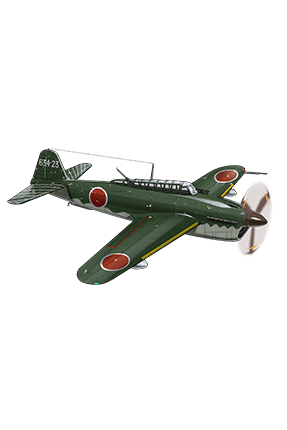 Suisei Model 22 (634 Air Group) 291 Equipment