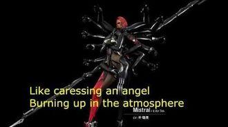 Metal Gear Rising - A Stranger I Remain (Original Platinum Mix Combination) Lyrics-0