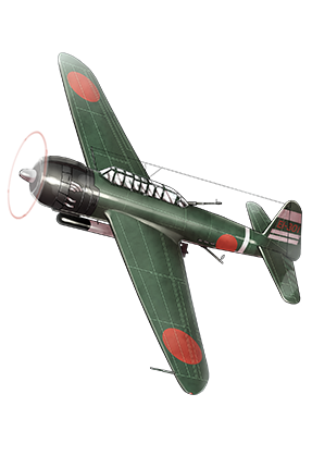 Tenzan Model 12 (Murata Squadron) 144 Equipment