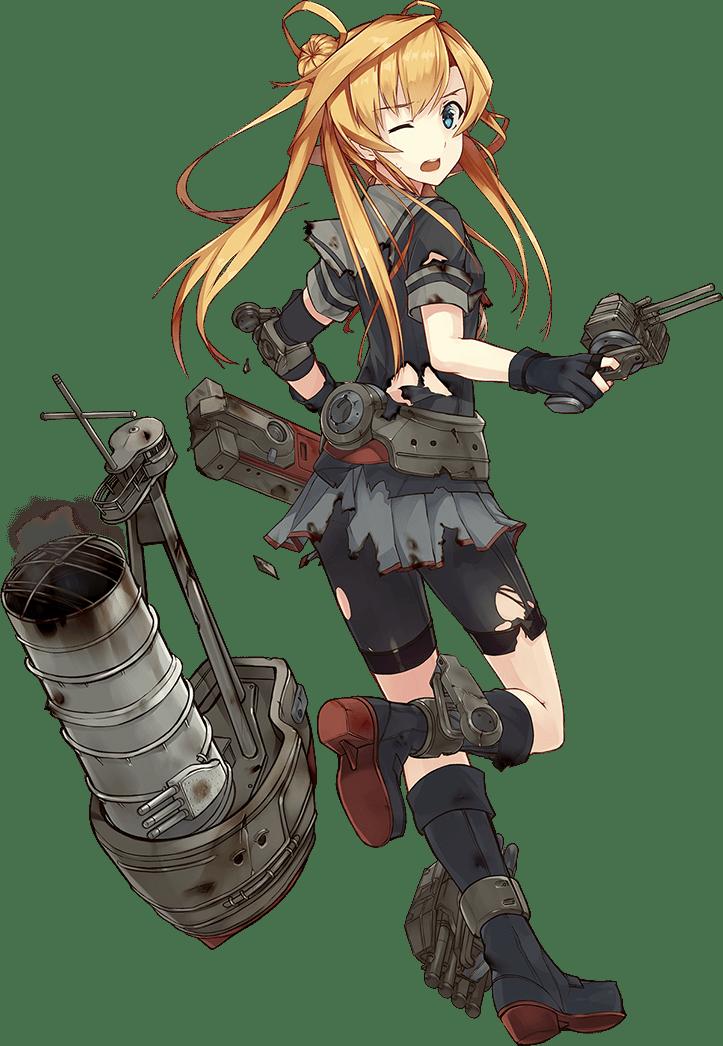 Abukuma Kai Ni Full Damaged