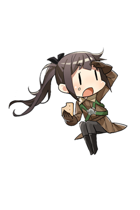 Type 4 Fighter Hayate 218 Character