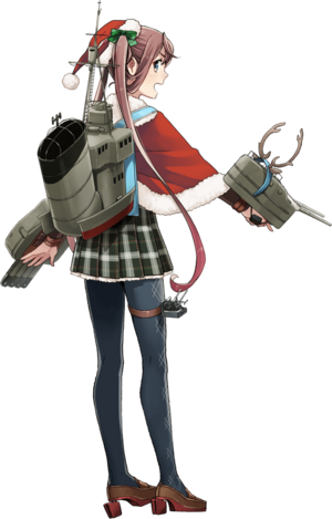 Asagumo Christmas Full