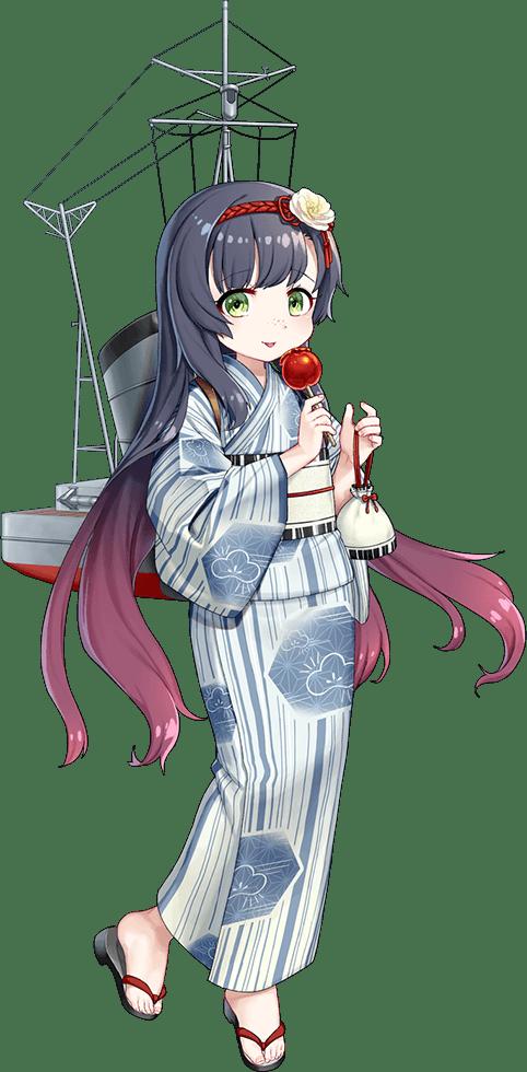 Matsuwa Yukata Full