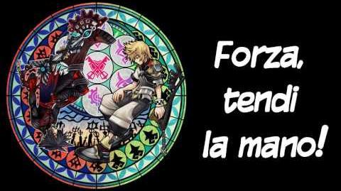 Kingdom Hearts - Destati - (Original Italian Lyrics)